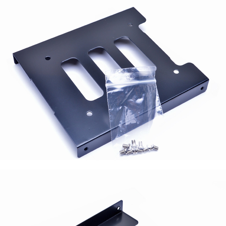 Адаптер,Держатель,Кронштейн,Переходник с 2.5 на 3.5 SSD-HDD (Метал)