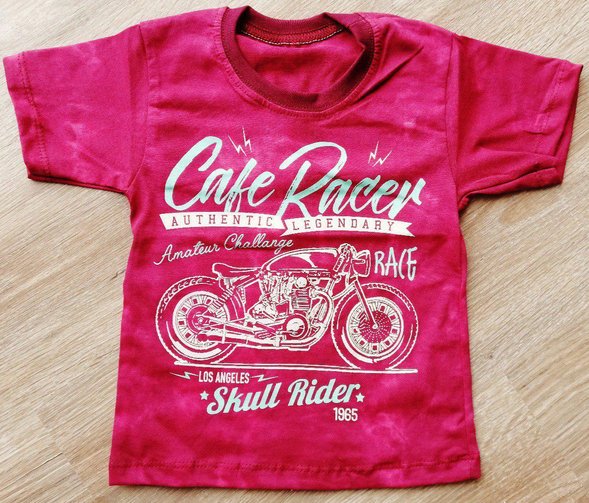 Детская футболка CAFE RACER на мальчика