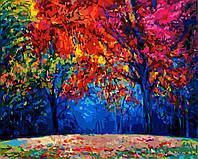 Картина по номерам Осенние краски (BK-GX22378) 40 х 50 см [Без коробки]
