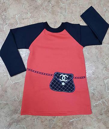 Платье-туника с вышивкой, фото 2