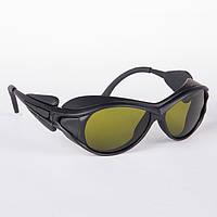 Очки защитные для OLY-IPL-3 оправа 2, 200-2000nm ЭЛОС Ю.Корея, фото 1