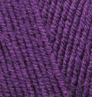 Alize Lanagold №111 темно-фиолетовый