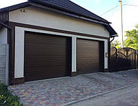 Гаражные ворота Alutech Classic 2,8 м*2 м, фото 1