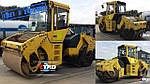 Друзья! У нас для Вас хорошая новость! Мы приобрели на склад новую машину! Каток Bomag BW 151 AC-4 2005 года выпуска едет на наш склад в Киеве!