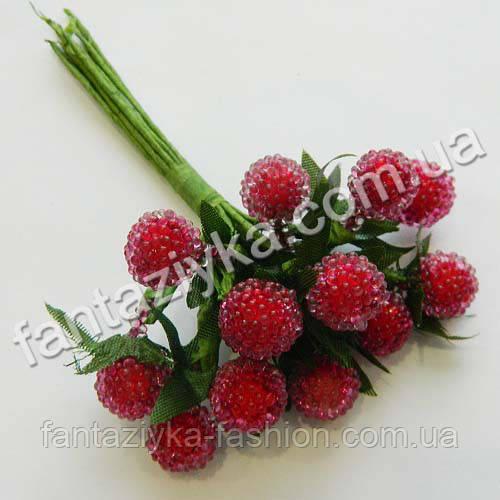 Ежевика декоративная красная, в пучке 12 штук