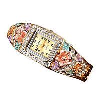 Часы-браслет «Вензель императрицы», женские наручные кварцевые часы, купить