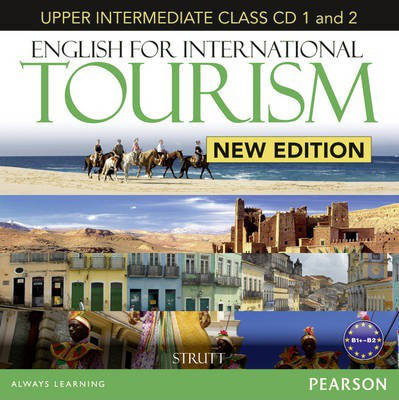 English for International Tourism New Edition Upper-Intermediate Class Audio CD, фото 2