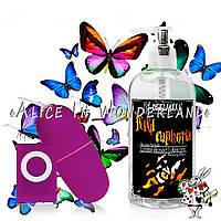 Расслабляющий лубрикант Wild euphoria200 ml + вибростимулятор для женщин 20 режимов  фиолетового цвета