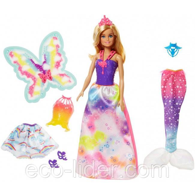 """Барби набор Barbie """"Волшебное перевоплощение"""""""