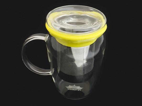 Чашка-заварник Peterhof PH-10039 (0.5л)