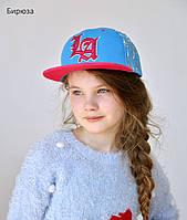 Бейсболка для девочки Мода 2018, фото 1