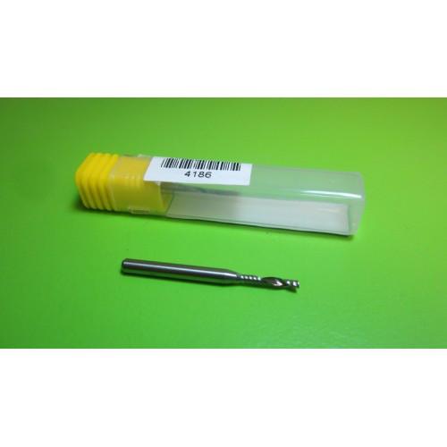 Фреза для станка ЧПУ 4186 2mm 12mm aaa однозаходная