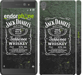 "Чехол на Sony Xperia XA Ultra Dual F3212 Whiskey Jack Daniels ""822c-391-571"""