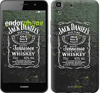 "Чехол на Huawei Y6 Whiskey Jack Daniels ""822c-333-571"""