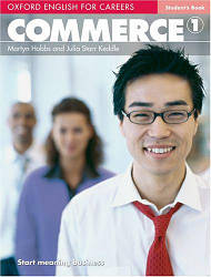 Oxford English for Careers: Commerce 1 Student's Book
