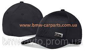 Бейсболка BMW M Logo Baseball Cap Black 2018