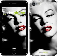 "Чехол на iPhone 7 Мэрилин Монро ""2370c-336-571"""