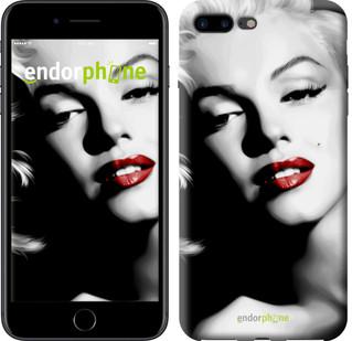 """Чехол на iPhone 7 Plus Мэрилин Монро """"2370c-337-571"""""""