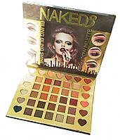Палитра теней Naked 3 bling bling shine ( 42 цвета )