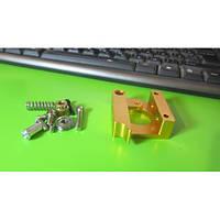 Головка блока экструдера MK8 левосторонняя 3D-принтер ЧПУ