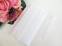 Бейка-резинка для повязок, белая, 15 мм, фото 1