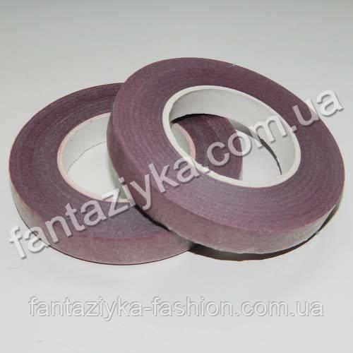 Тейп-лента флористическая фиолетовая