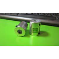 Гибкая муфта 5*5 мм шагового двигателя 3D-принтера