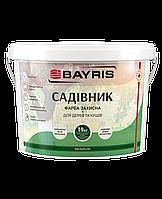 Садовник 1.4кг - защитная краска для деревьев и кустов