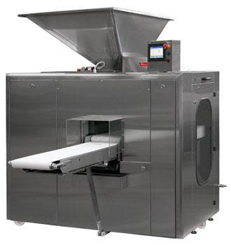 Тестоделительные машины (тестоделители)