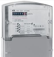 Счетчик NIK 2301 АП1 В 5(100)А, 3-ф, электромеханический однотарифный