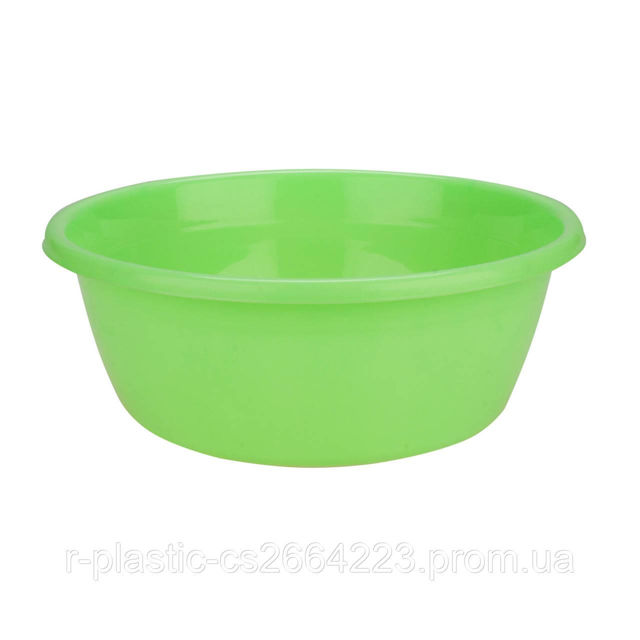 Миска R-Plastic цветная 7л салатовая