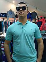 Футболка мужская  трикотажная поло, фото 1