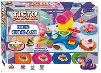Набор для лепки Фабрика мороженого