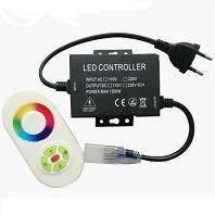 Контроллеры RGB для лент 220 V