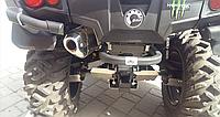Выхлопная система Yoshimura для квадроцикла Can-am Outlander, фото 1