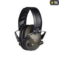Стрілкові навушники активні TACTICAL 6S
