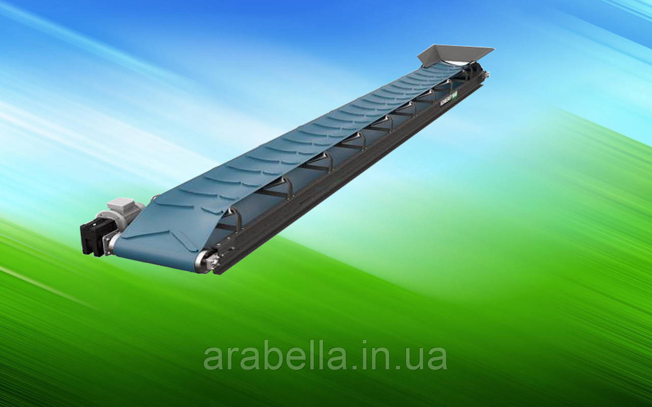Конвейер ленточный 400 мини самосвал думпер транспортер ant by250