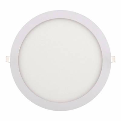 Светильник врезной светодиодный круг 24W 6400K, 4200К,2700К Horoz