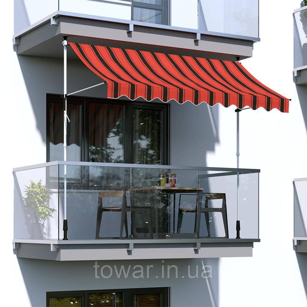 Маркиз на балкон 350х150 см