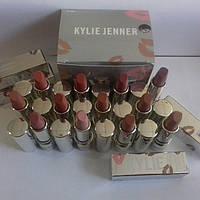 Помада Kylie Jenner lipstick 12 натуральных оттенков в упаковке