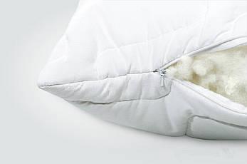 Подушка 50х70,стеганый чехол на змейке, фото 2
