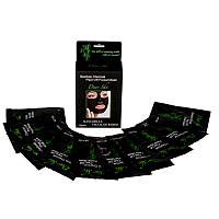 Косметическая маска для лица Dear She ( Bamdoo Charcoal Peel off Facial Mask)