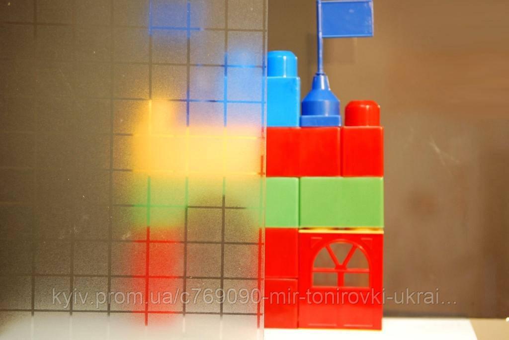Декоративная пленка перламутровые квадраты