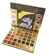 Палитра теней Naked 5 ( 42 цвета )