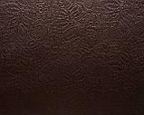 Атлас стрейчевий з жакардовим малюнком (2137), фото 2