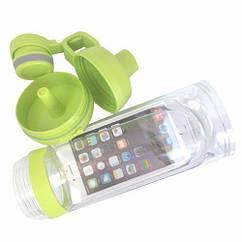 Спортивная бутылка для воды и телефона SO-KID Н-606 400 мл 5S