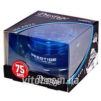 Освежитель воздуха Tasotti (48/16)-23 на панель Gel Prestige Ice Aqua (ледяная вода), объем 50 мл, освежитель воздуха для авто, освежитель для машины
