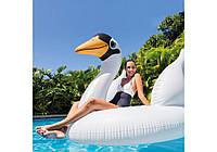 Надувной плот Мега-Остров Белый лебедь