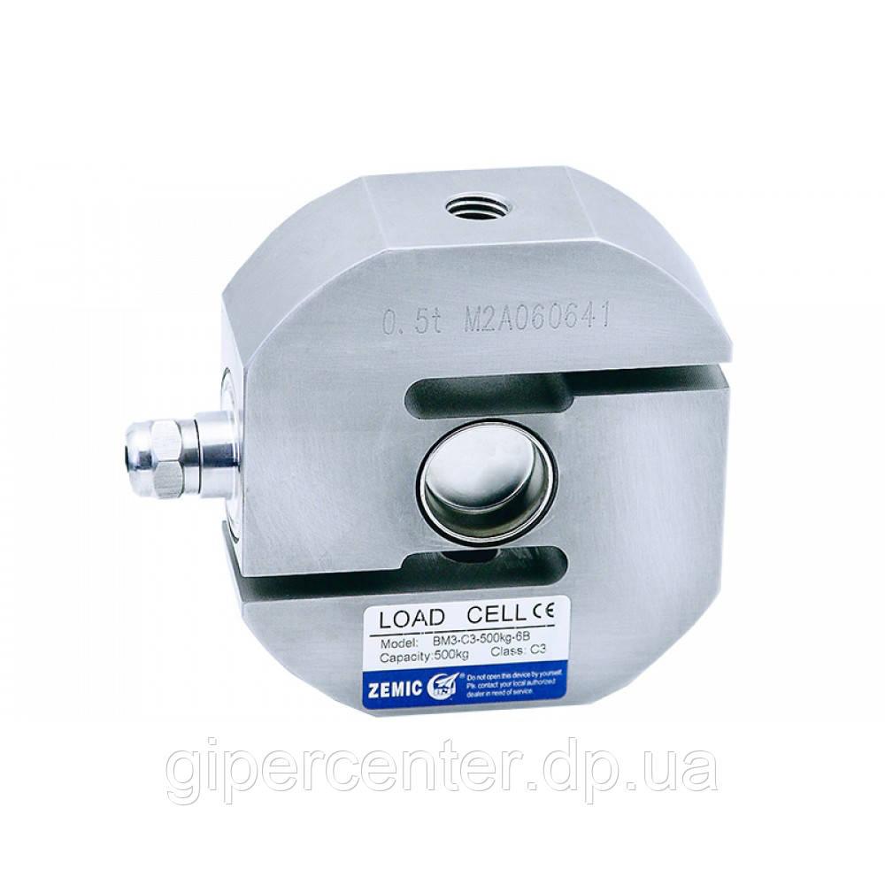 S-образный тензодатчик Zemic BM3-C3-200kg-6B до 200 кг