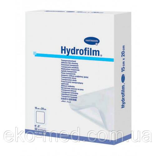 Прозора самофиксирующаяся пов'язка Hydrofilm (Гидрофильм)